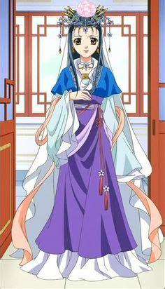 the story of saiunkoku shi seiran and shi ryuuki from anime