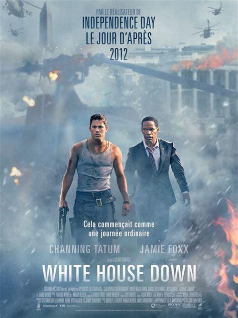 regarder retour de flamme film complet hd netflix affiche du film white house down affiche 1 sur 7 allocin 233