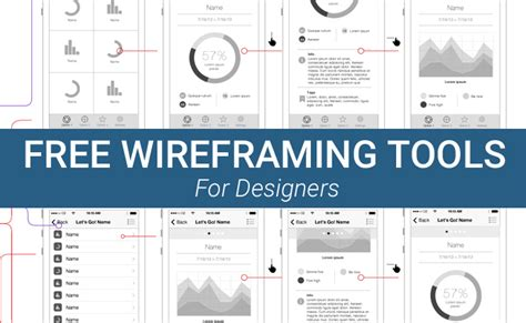 free wireframe tool free wireframing tools for designers medium