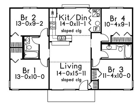 slab on grade house plans slab on grade small house plans home design and style