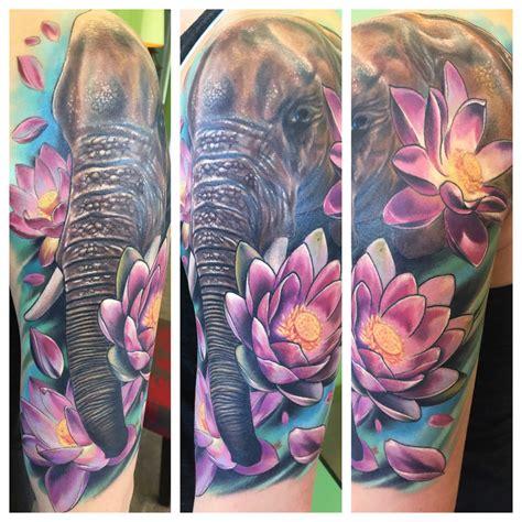 elephant yoga tattoo why i got this elephant tattoo cara mcdonald yoga