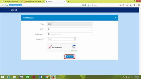 cara buka phisipon kartu as cara mudah download ktpu kartu tanda peserta ujian