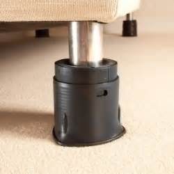 4 r 233 hausseurs de lit r 233 glables accessoires literie