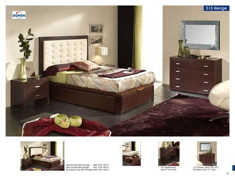 Wenge Furniture Bedroom Alicante 515 Wenge M77 C77 E96 Modern Bedrooms Bedroom Furniture