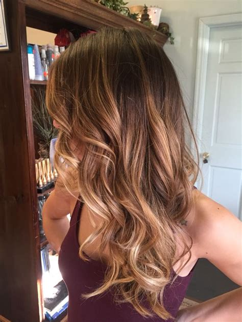 chestnut crush warm brunette base honey caramel highlights 28 soft and girlish caramel hair ideas styleoholic