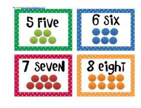 dot and number cards 0 10 simple printable cards for 122 best number counting cards images on pinterest ten