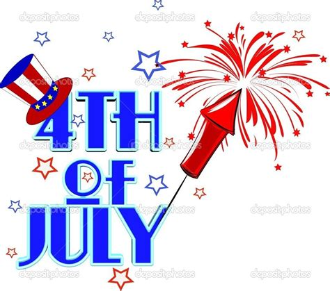july clipart july 4th clip fourth of july clip july 4 2014