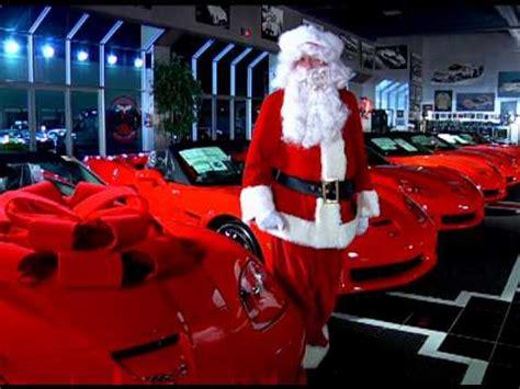 santas  sleigh  kerbeck corvette youtube