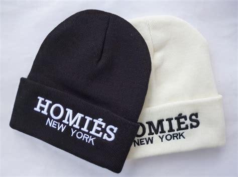 free shipping homies new york beanie hat winter warm