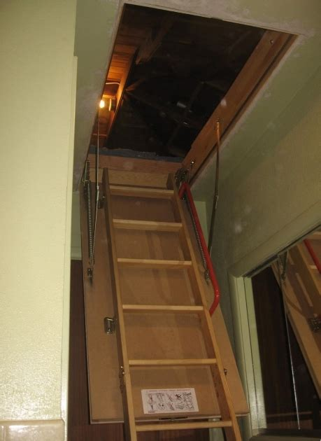 Garage Stairs Design Garage Attic Pulldown Stairs Ideas Image 30 Stairs Design Ideas