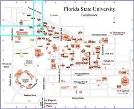 florida state location map fsu robert k godfrey herbarium visits