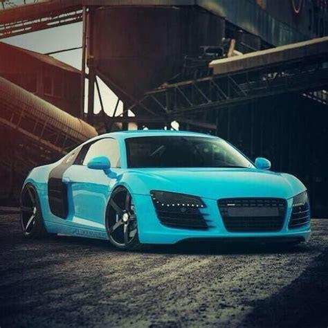 teal blue car audi r8 blue cars pinterest beautiful cars