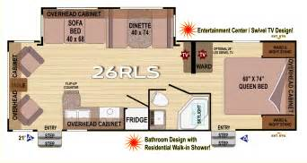 North Country Rv Floor Plans by 2 Bedroom Travel Trailers Floor Plans Modern Home Design