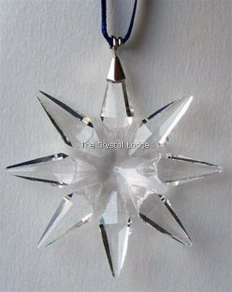 swarovski swarovski 2009 christmas ornament little star