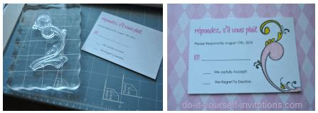 Do It Yourself Cards Templates by Wedding Invitation Templates Create Easy Diy Invites
