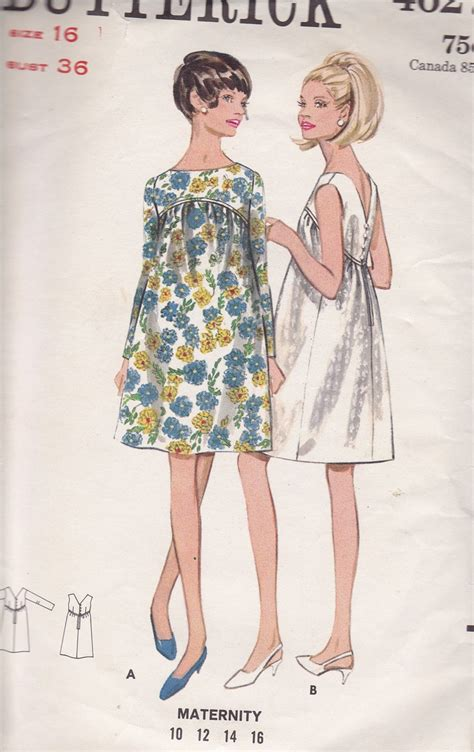 Pattern Maternity Clothes | 501 best vintage maternity patterns images on pinterest
