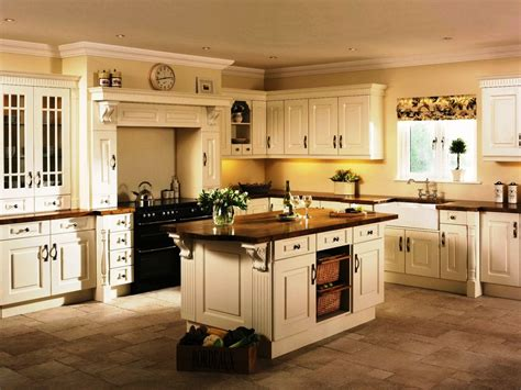 what color granite goes with cream cabinets cream colored kitchen cabinets home design plan