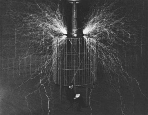 Nikola Tesla Transformer 10 Fascinating Extremely Images Of Nikola Tesla
