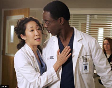 Isaiah Axed From Greys Anatomy by Isaiah Washington Set For Grey S Anatomy Return Years