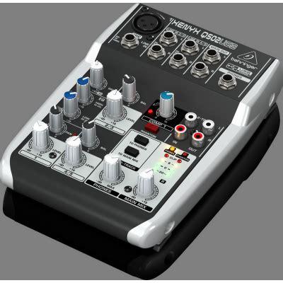 Daftar Mixer Behringer behringer mixer xenyx q502 usb daftar update harga terbaru indonesia