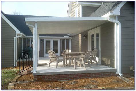 aluminum patio cover materials patios home decorating