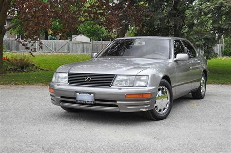 lexus ls400 1997 can toronto 1997 lexus ls400 well maintained