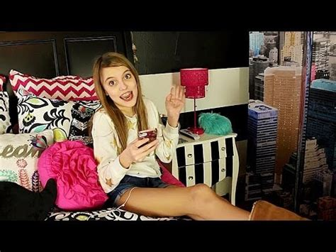 kaelyn room tour 25 things kaelyn can t live without
