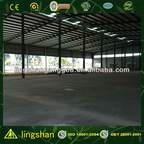 costo capannone in acciaio struttura in acciaio a basso costo capannone industriale