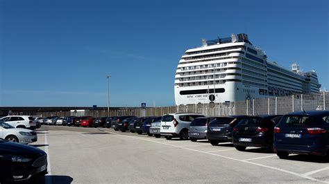 porto civitavecchia parcheggio parcheggio bramante al porto di civitavecchia clienti msc