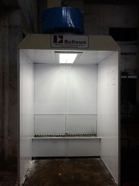 spray painting booth paint booth information important tips bullows