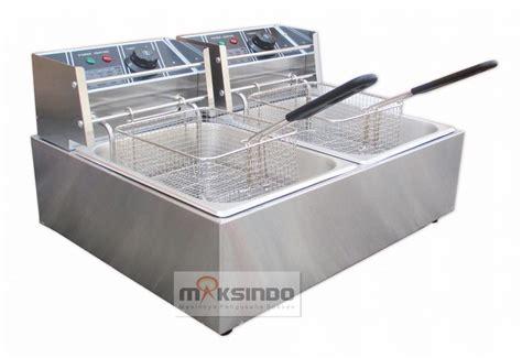 Oven Listrik Maksindo electric fryer listrik mks 82b toko mesin maksindo