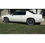 Cadillac Eldorado On Swangas