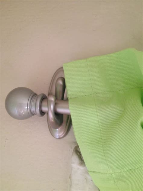 command hooks curtain rod hang curtain rods with command hooks organization at