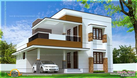 Kerala House Plans Single Floor by Emejing Simple Home Front Design Pictures Interior