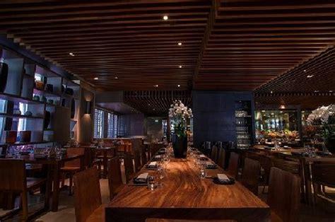 Japanese Interiors novikov asian restaurant picture of novikov restaurant