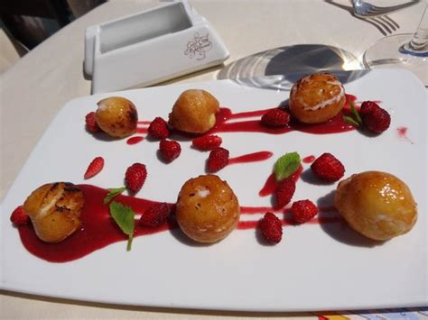 canal cuisine dessert picture of grand canal restaurant venice