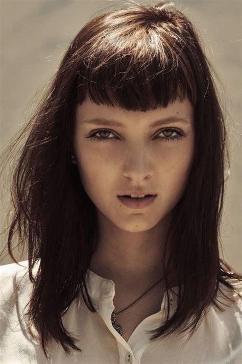 very short bangs hair trends baby bangs glasshouse salon hair musing