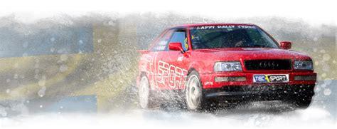 Generalimporteur Audi by Tecsport Generalimporteur Lappi Rallyreifen