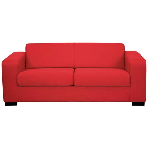 sofa argos clearance buy hygena new ava compact 3 seater fabric sofa red at