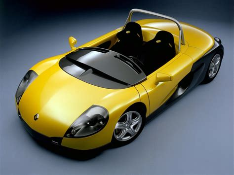 Renault Supercar by 1997 Renault Sport Spider Supercar F Wallpaper 1600x1200