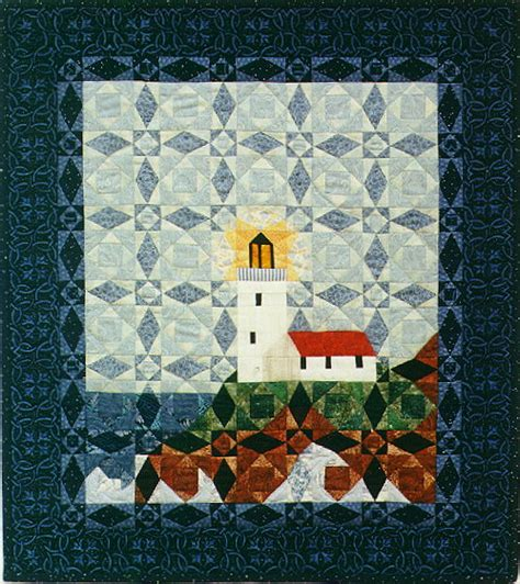 quilt pattern lighthouse qdnw light in the storm lighthouse quilt pattern