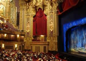 Cadillac Palace Theatre In Chicago Itinerary Profile 4 Les Miserables Cacsmusicchicago