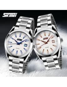 Jam Tangan Pria Gaya Skmei Diameter Besar Cool Gagah Casio Keren jual jam tangan pria pfp store