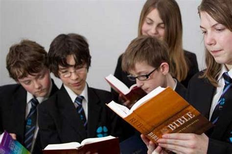 Wedding Bible Readings King by St Aidan S Church Of Academy Students Take Part In