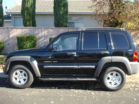 Jeep Liberty Sport 2002 2002 Jeep Liberty Exterior Pictures Cargurus