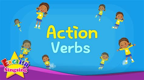vocabulary verbs words learn