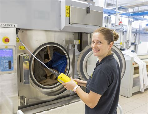 Commercial Laundry Operator Electrolux Professional Commercial Laundry