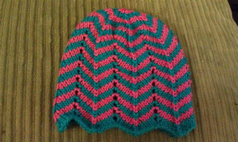 knit chevron pattern knit baby hats comfy knit baby hats models picture