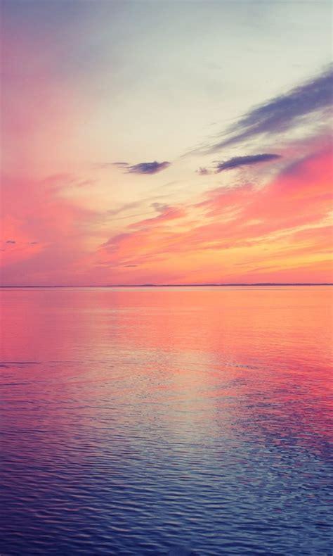 beautiful com 480x800 beautiful sunset at sea lumia 900 wallpaper