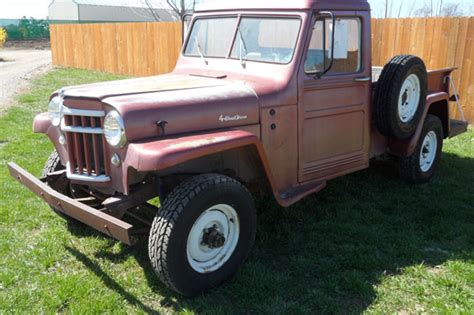 56 willys jeep for sale 1956 willys jeep